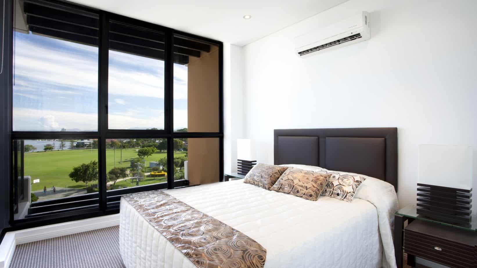 airco in slaapkamer